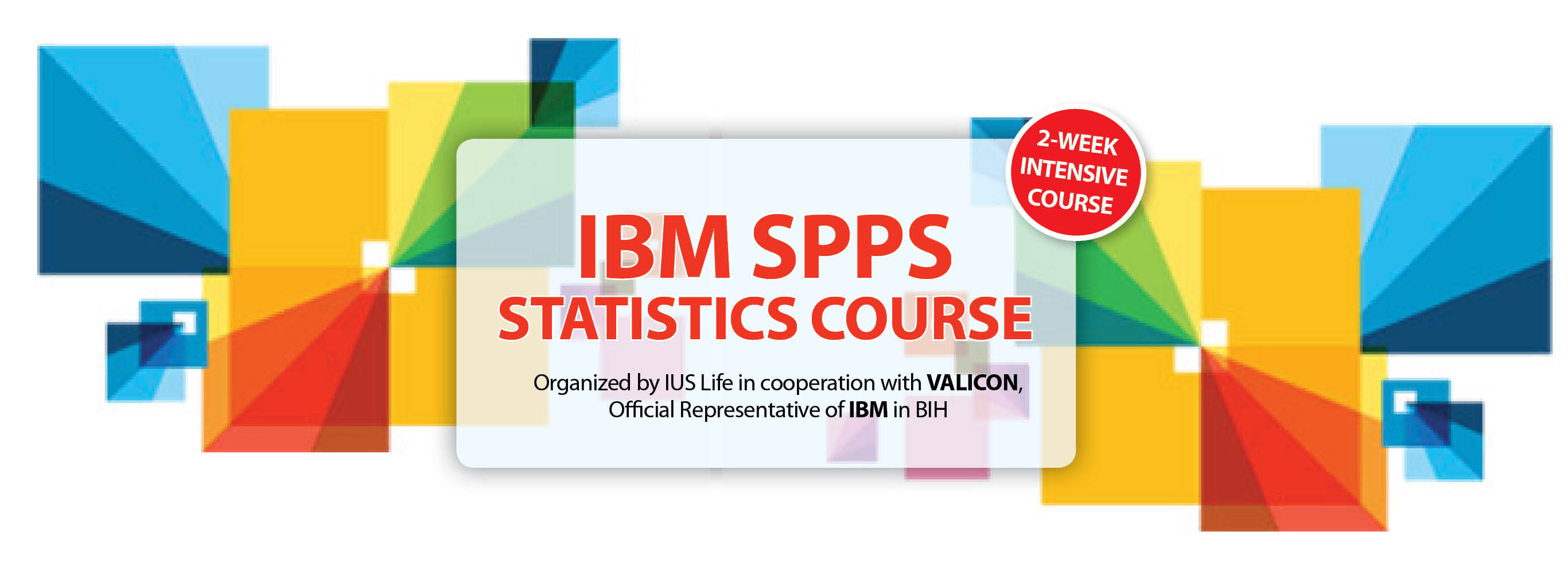Technology Management Image: IBM SPSS Statistics Course
