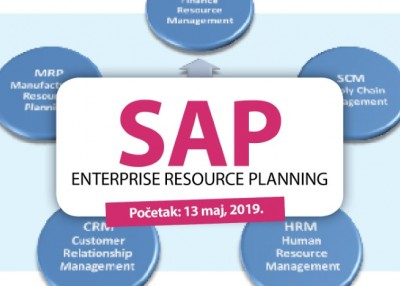 Enterprise Resource Planing course provides participants with the opportunity to meet and improve key business knowledge through several areas of study with main focus on enterprise resource planning - systems, applications and products /SAP.